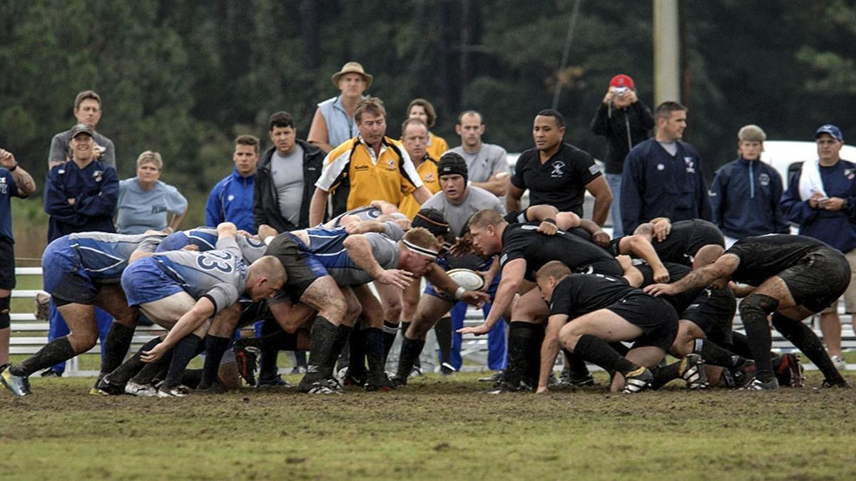 El rugby es uno de los deportes que será limitado en la Ciudad por la nueva normativa.