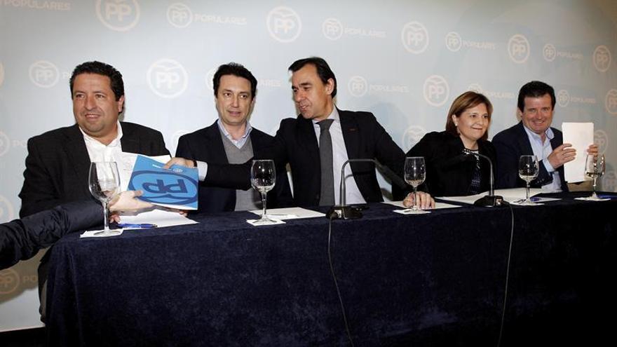 El PP elige la gestora para Valencia entre proclamas contra la corrupción