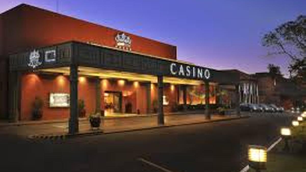 Casino en el Iguazú Grand Hotel de Puerto Iguazú