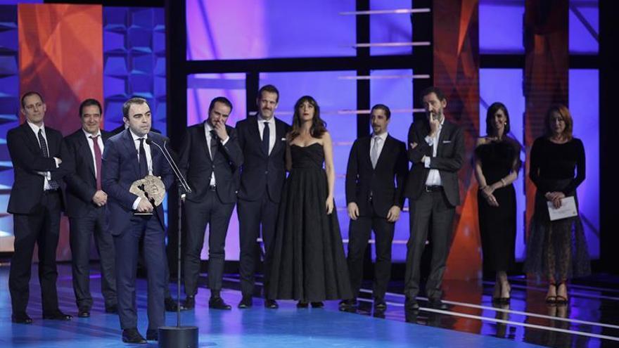 """Los Forqué premian a """"La trinchera infinita"""" como mejor película de 2019"""