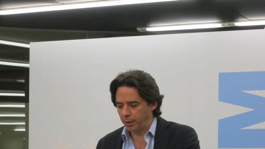 Percival Manglano (PP), expulsado de la comisión de Transparencia del ayuntamiento de Madrid