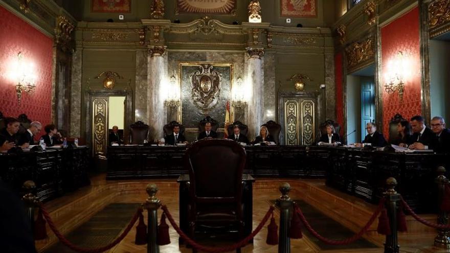 El Supremo rebaja las penas del caso Alsasua a un máximo de 9 años y medio