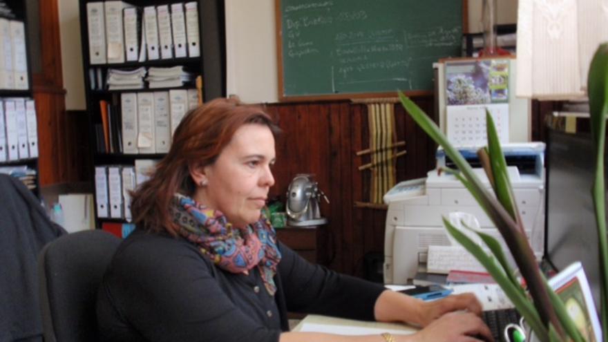 Mila Domínguez advierte de los recortes encubiertos en cooperación al desarrollo.
