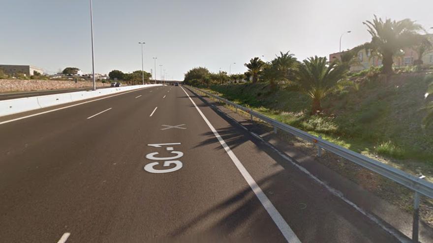 Un motorista fallece tras sufrir una caída en Gran Canaria