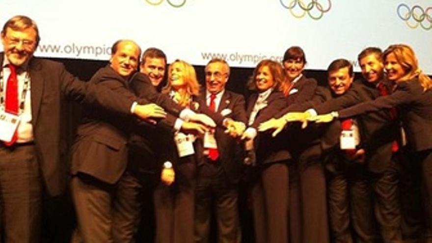 Madrid Supera El 'Corte' Olímpico Junto A Tokio Y Estambul