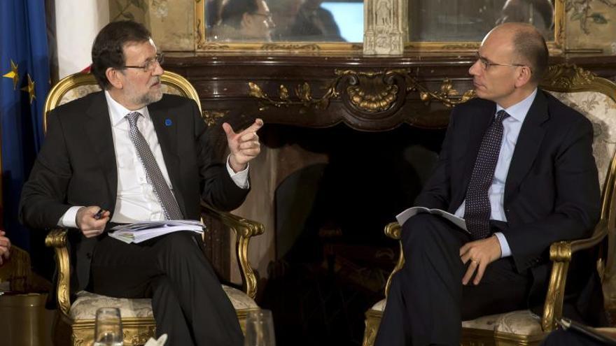 Rajoy remite a sus palabras en el Parlamento sobre la ley del aborto