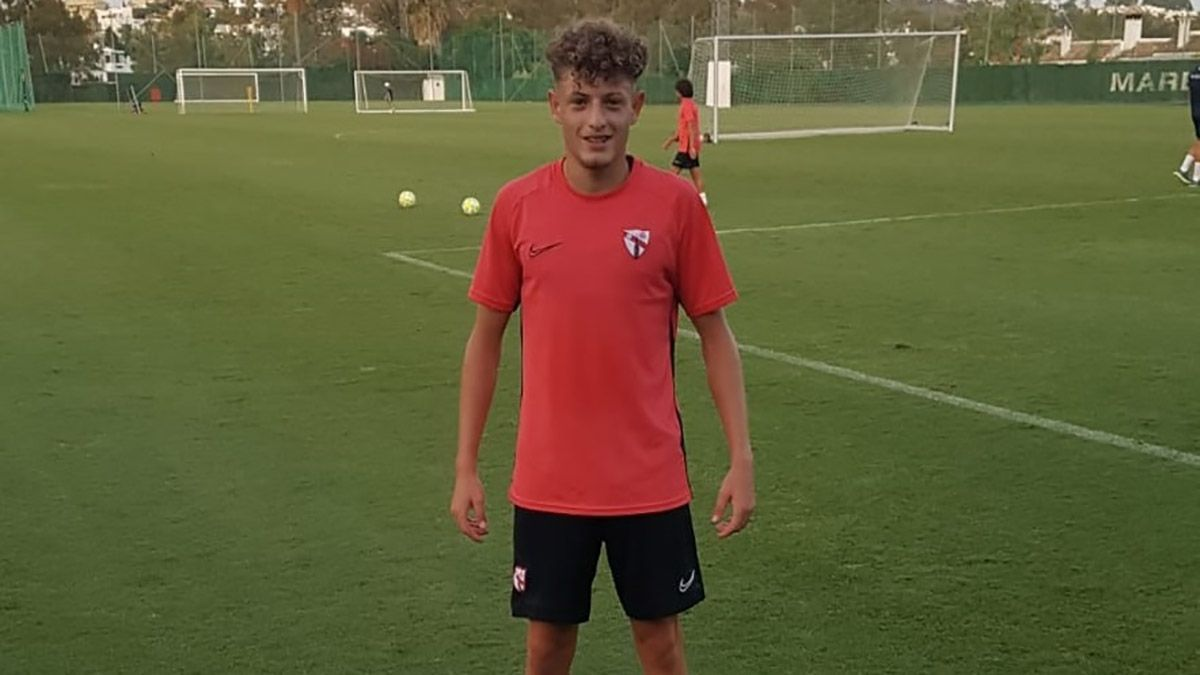 Mohamed Bouzaidi, nuevo jugador del Córdoba