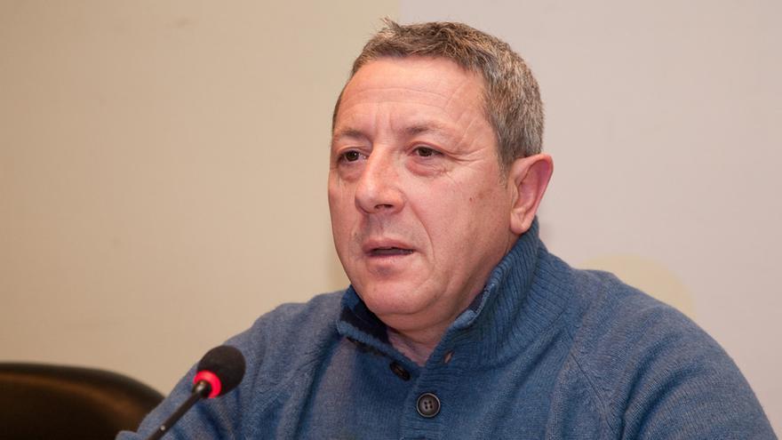 Alonso Guerrero, en una imagen de archivo.