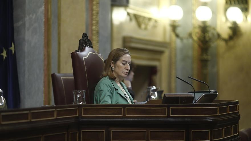 El Congreso acuerda empezar a desbloquear algunas leyes de la oposición que se encontraban 'congeladas'