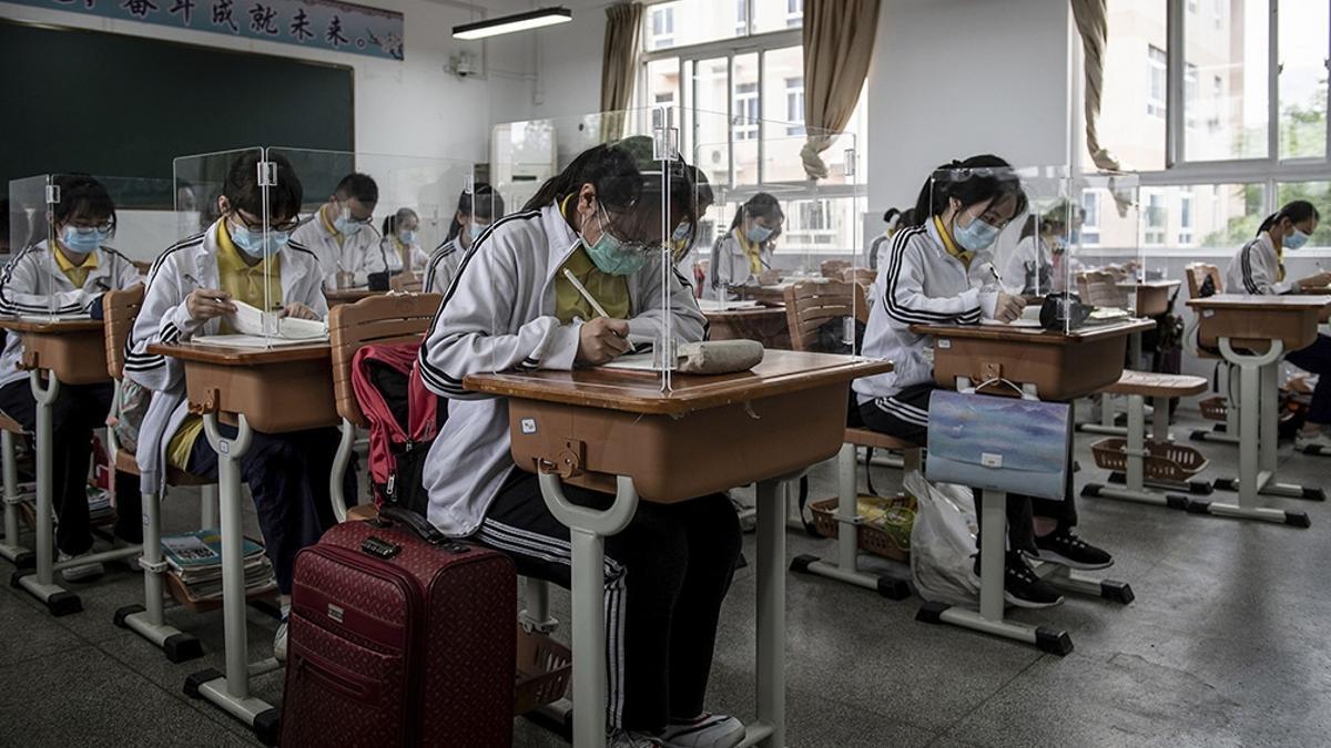 China toma medidas por un rebrote a raíz de la variante Delta.