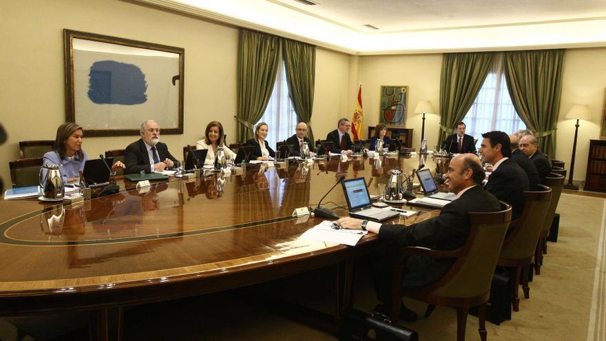 El Gobierno de Rajoy cifra en 578 el número de sus asesores eventuales, un 8 por ciento menos que con Zapatero