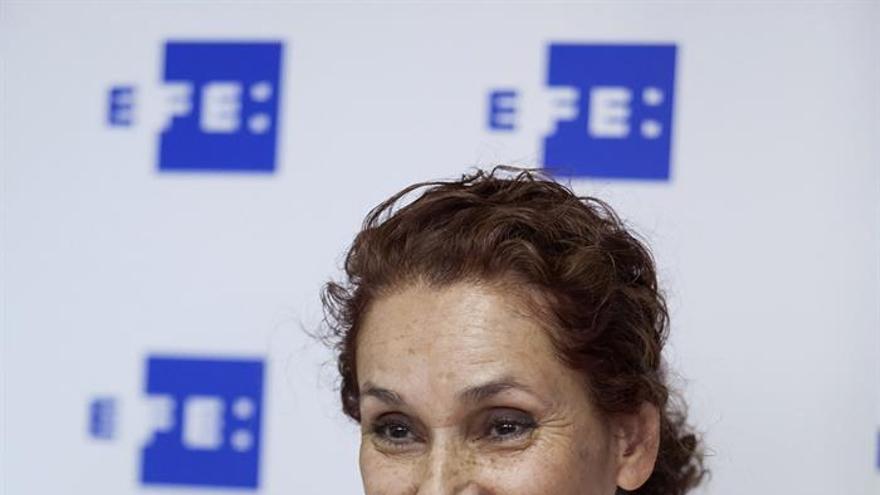 la profesora de Psicobiología Rosa Arévalo.