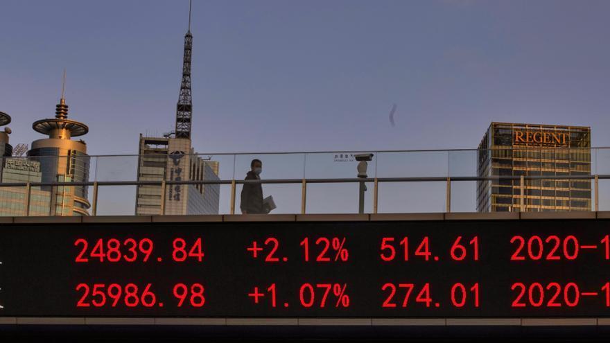 El Hang Seng pierde un 0,94 % lastrada por las energéticas