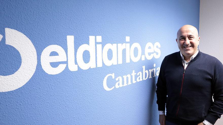 Agustín Molleda, alcalde de Cartes.   ANDRÉS HERMOSA