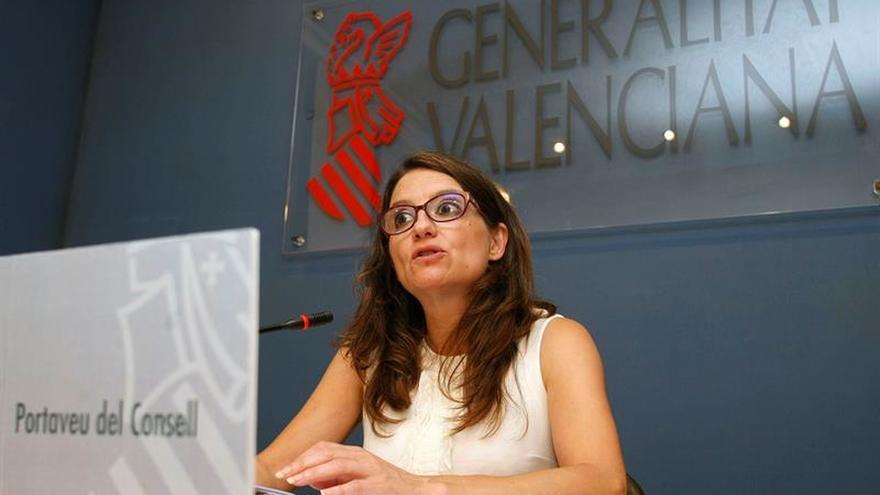 Oltra: El uso partidista de los fondos estatales no es justo y rompe España