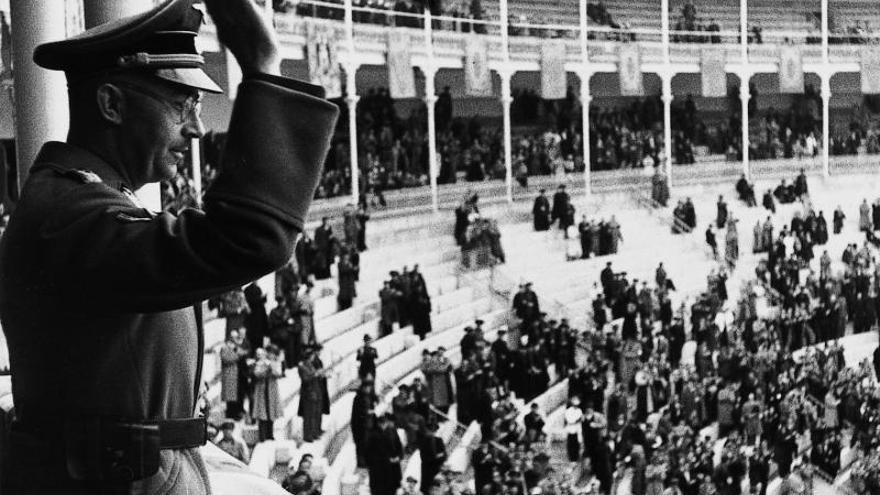 Halladas cientos de cartas del exjefe de las SS Himmler en Israel
