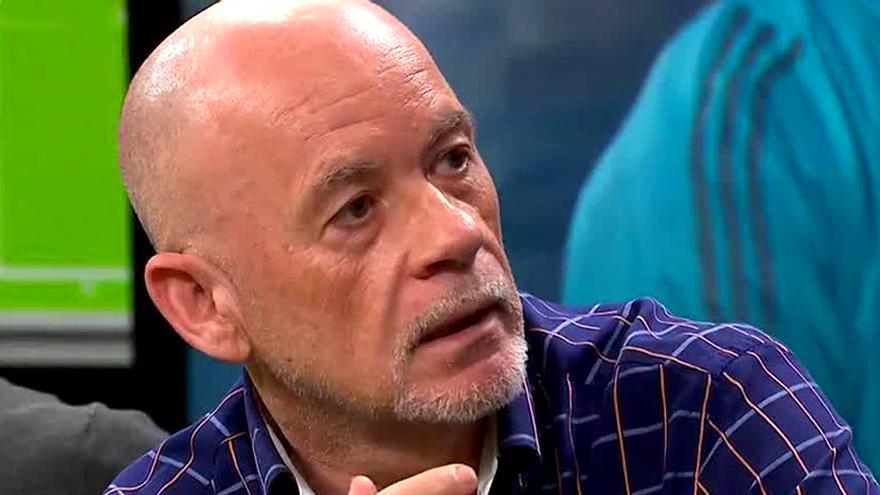 Alfredo Duro en 'El Chiringuito'