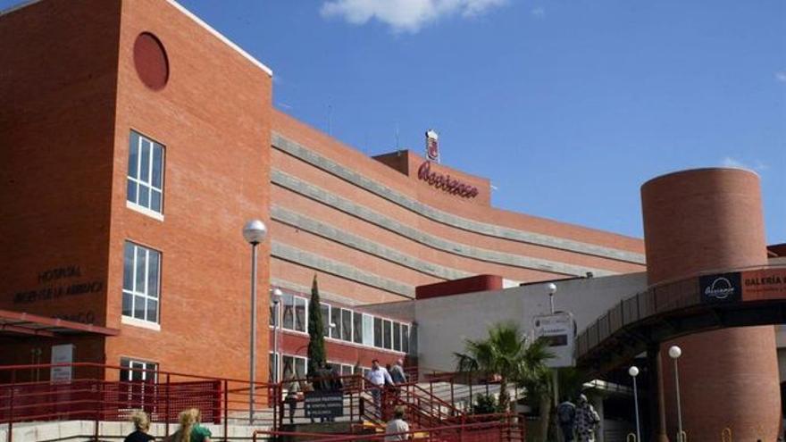 Hospital Virgen de la Arrixaca / EFE