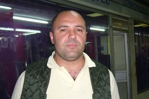Daniel Domingo, presidente de la Asociación de Comerciantes de Barceló | Foto: A.P