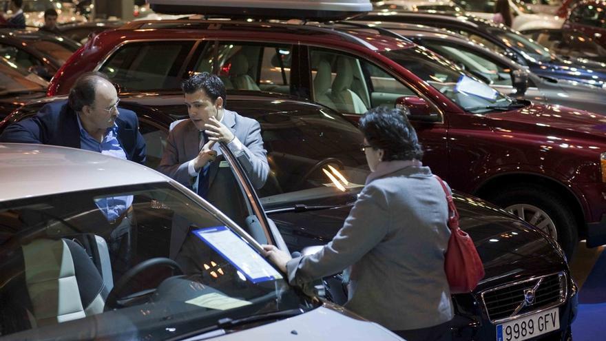 Las ventas de coches usados crecieron un 8,62% en 2017 en Cantabria, hasta las 23.506