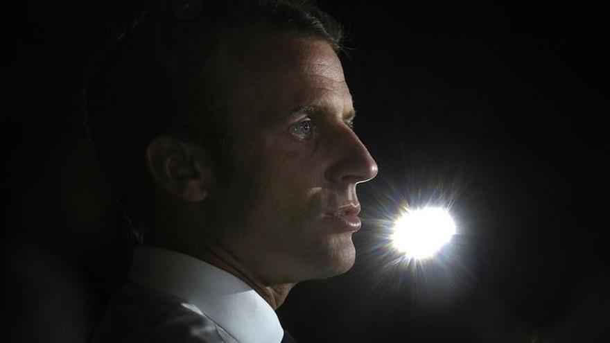 Las reformas de Macron reciben el respaldo de la OCDE