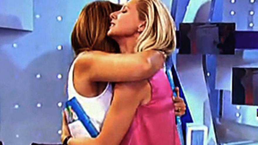 Mariló Vs. Anne, capítulo final: Abrazos, piropeo mutuo y un '¿¿Por qué??'