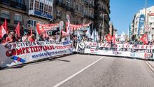 El Constitucional aborda el debate sobre la limitación del derecho de manifestación como consecuencia del coronavirus