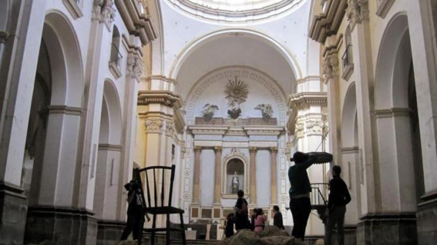 Antifraude investiga al Ayuntamiento de Orihuela por una permuta que regulariza la apropiación de unos terrenos por parte de la Iglesia