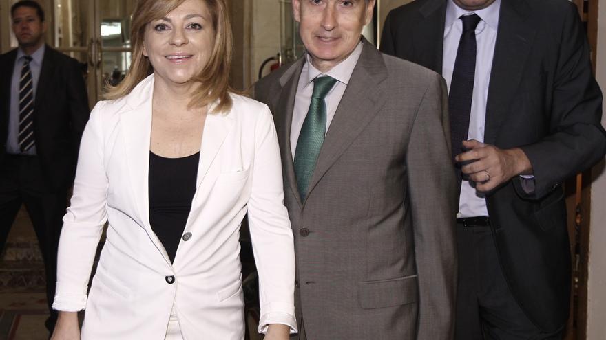 """Jáuregui pide """"evitar una pasarela"""" de aspirantes a primarias que tape el debate ideológico en la Conferencia del PSOE"""