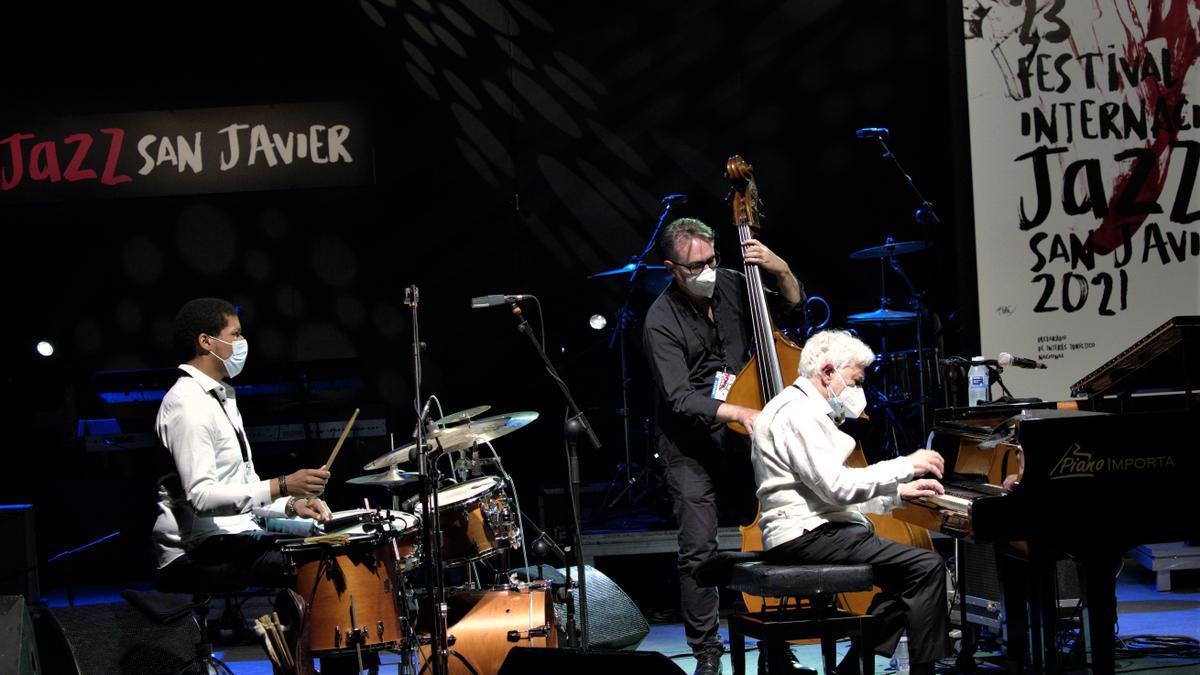 El trío del pianista Monty Alexander