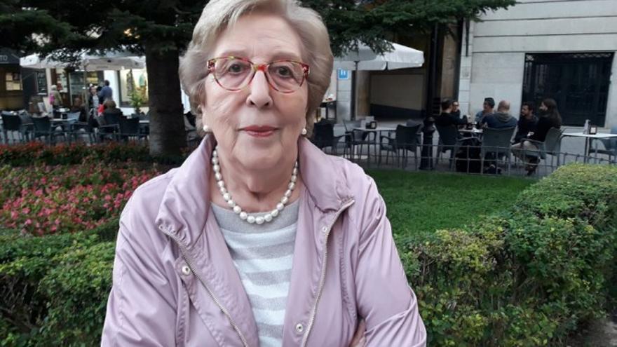 Anastasia Tsackos sigue residiendo en Albacete