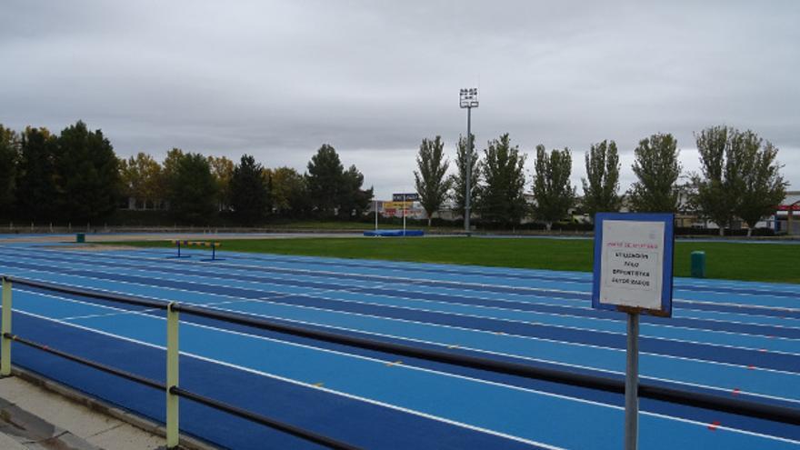 Las instalaciones deportivas municipales de Huesca registraron en 2018 casi 784.000 usos, un 12,3 % más que el año anterior