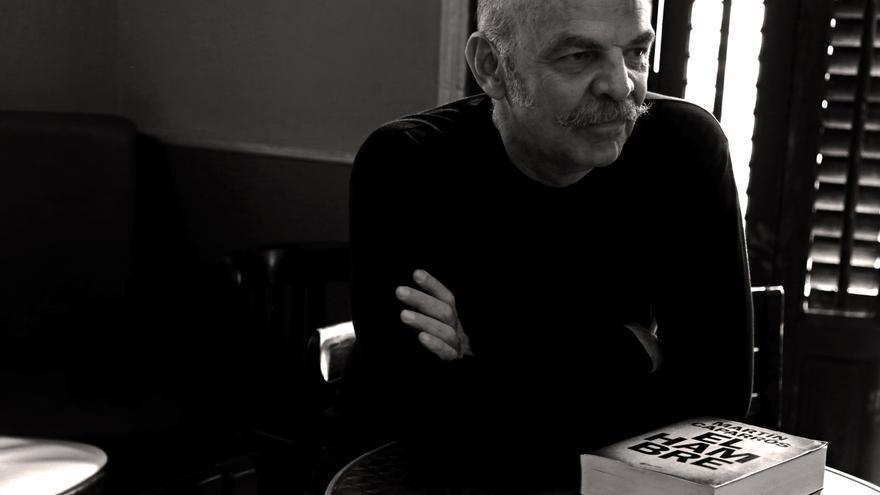 Martín Caparrós, autor de 'El Hambre'. Foto: Ekaitz Cancela