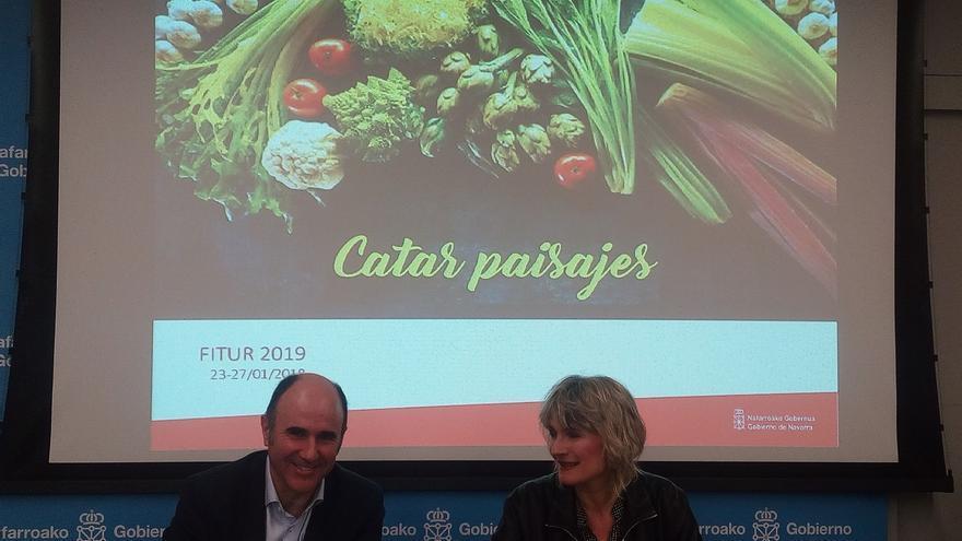 """Navarra presentará en Fitur 2019 su """"diversidad gastronómica"""" con un evento que combinará producto y territorio"""