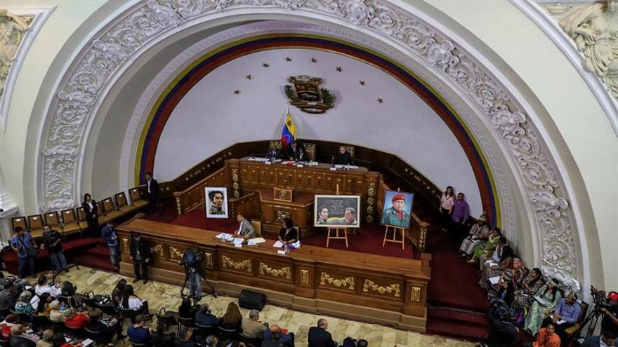 """La Constituyente venezolana aprueba penas de hasta 20 años por """"delitos de odio"""""""