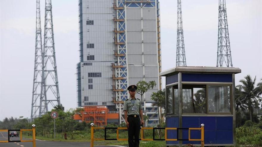 China desarrolla plataformas de lanzamiento espacial desde buques