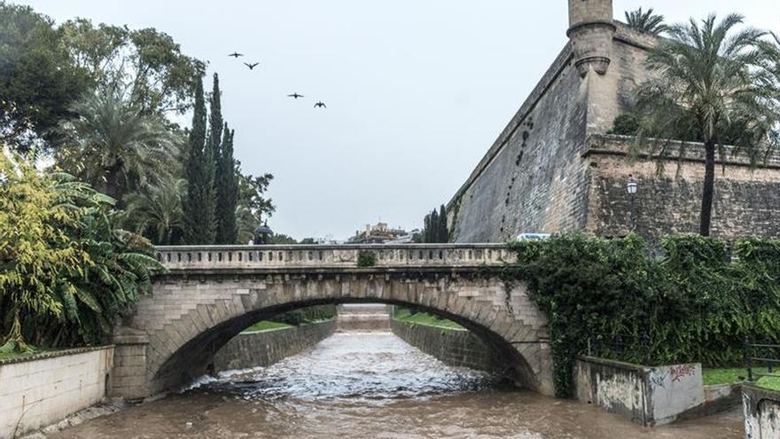 Suspenden las clases en 17 municipios de Mallorca por la lluvia