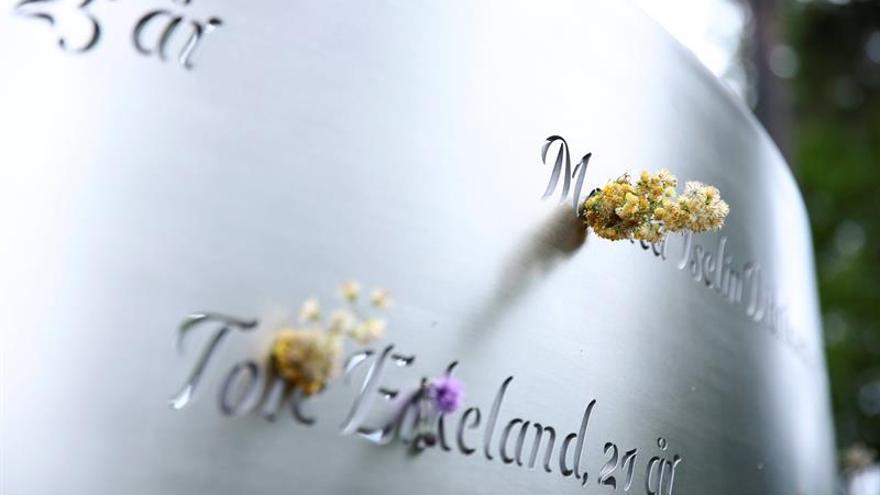 La disputa por el monumento a las víctimas de Utoya, en manos de la justicia