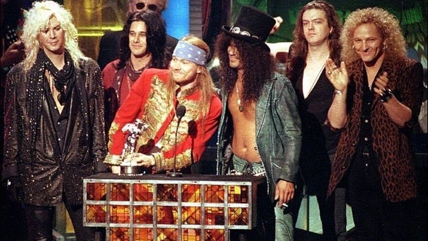 La Ertzaintza intensificará las medidas de seguridad para el concierto de Guns N'Roses del 30 de mayo