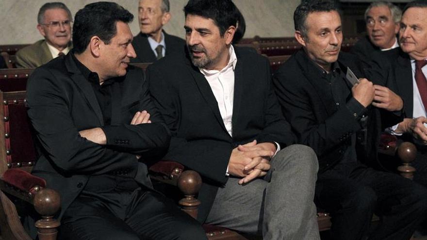 La RAE entrega sus premios anuales a Jorge Galán, Cesc Gay y Tomás Aragay