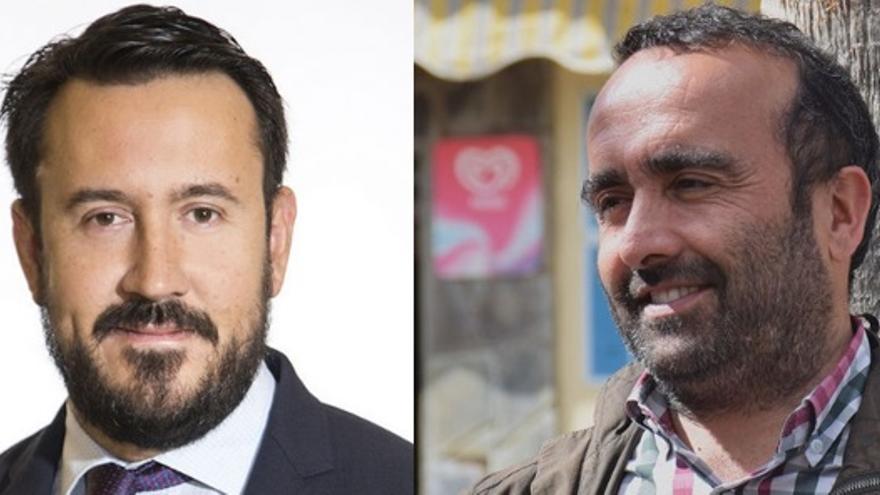 Rafael Lemus y Miguel Ángel Morales, ganadores de las primarias provinciales