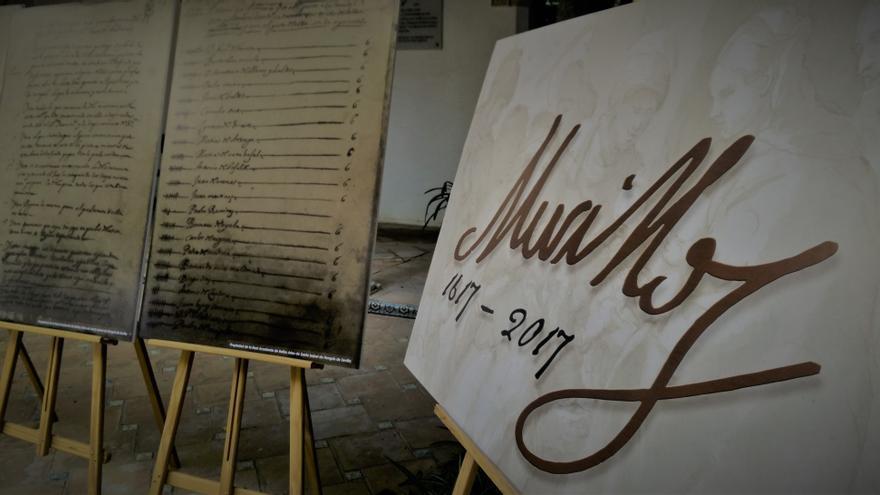 Acto de Presentación Itinerario Murillo