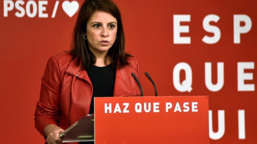 El PSOE ve abierto el resultado del 28A por el 38 % que no dice aún su voto