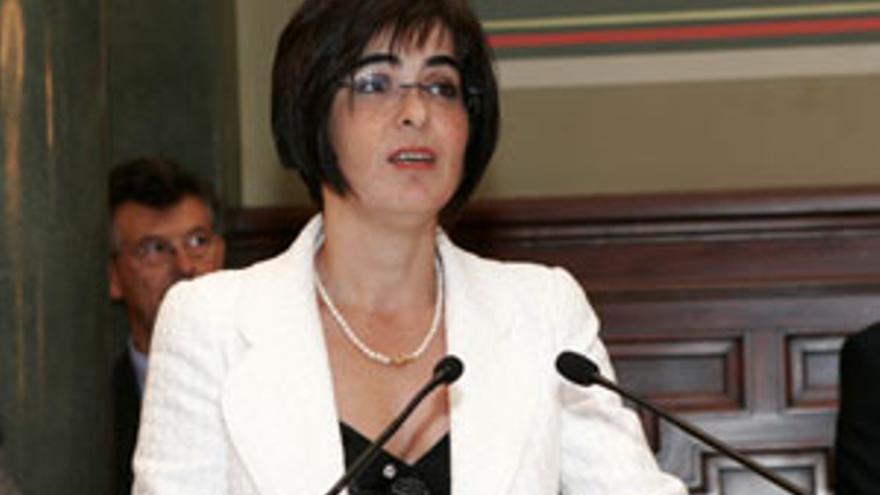 Carolina Darias, Delegada del Gobierno en Canarias. (CANARIAS AHORA)