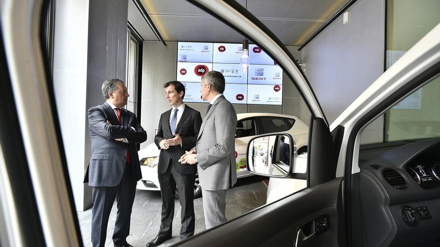EDP, SEAT y Volkswagen-Audi España colaborarán en el desarrollo de vehículos e infraestructuras de gas natural vehicular