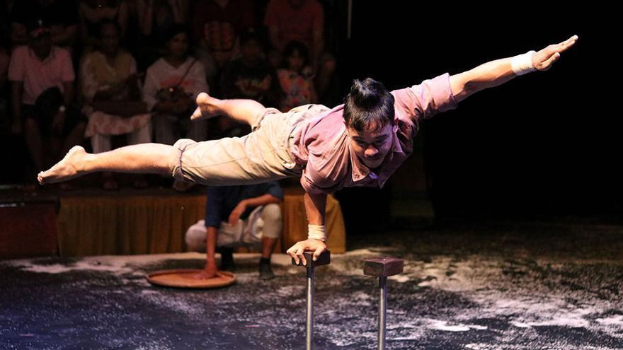Circo Phare Ponleu Selpak, Battambang, Camboya