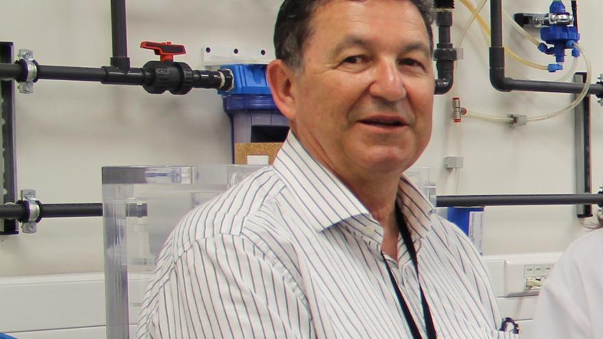 Jose Rivas Rey, director del departamento de Física Aplicada de la Universidad de Santiago de Compostela