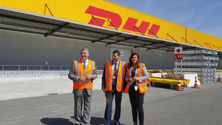AENA invertirá en el aeropuerto de Foronda 9,5 millones de euros entre los años 2017 y 2021