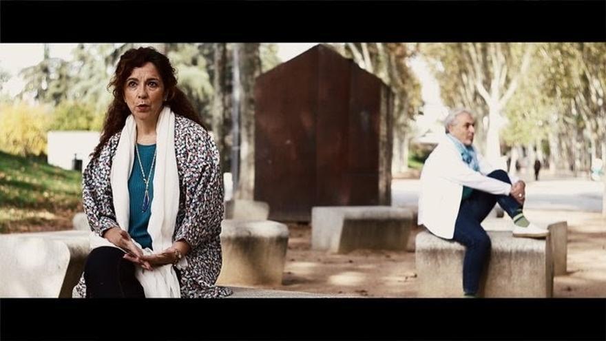 Imagen del documental 'Memento mori'.