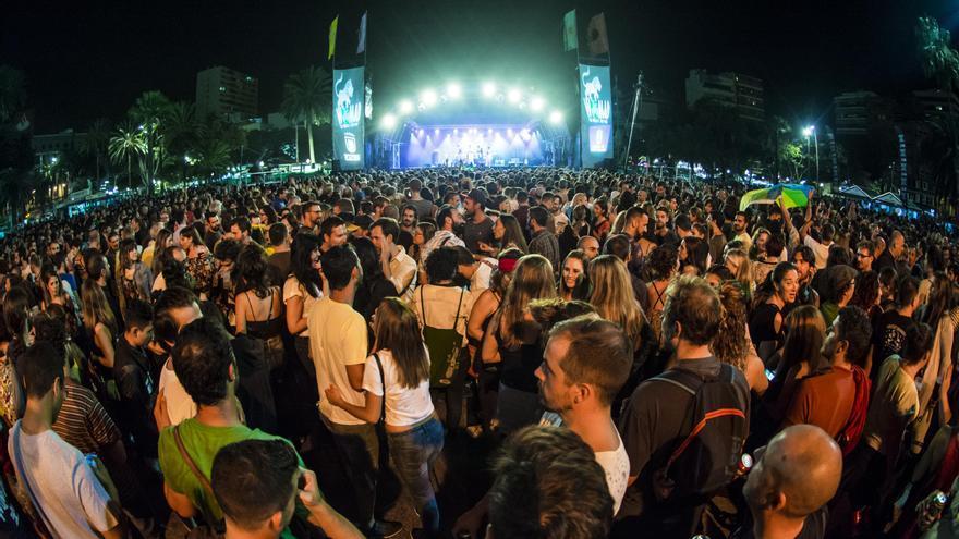 Festival Womad en Las Palmas de Gran Canaria